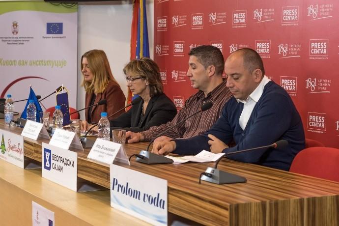Održana konferencija za medije