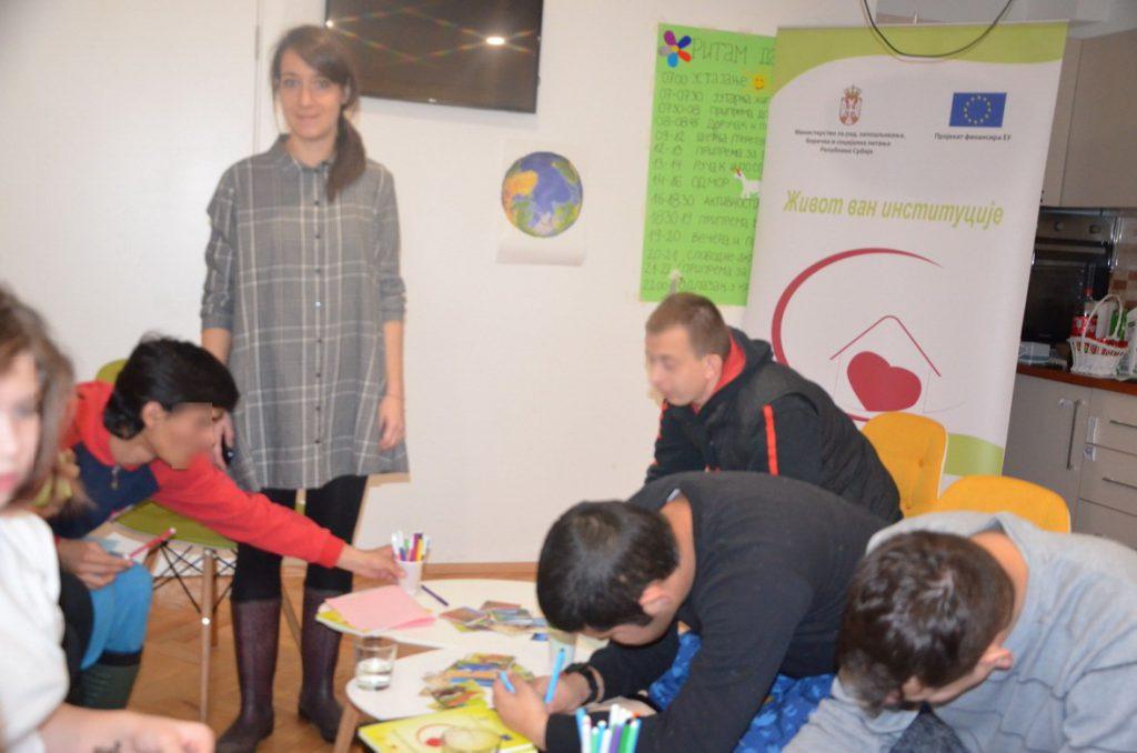 Veliki i mali – podrška Međunarodnom danu deteta