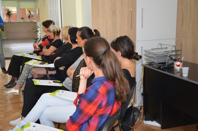 Edukacija stručnjaka iz centra za socijalni rad