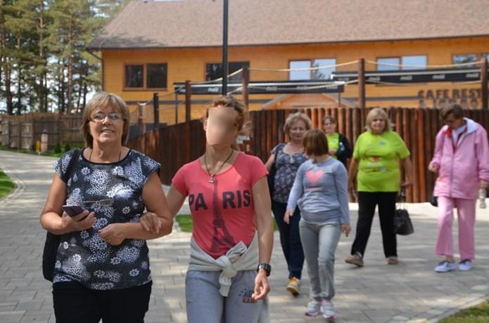 """Realizovan je program """"Škola životnih veština"""" na Zlatiboru"""